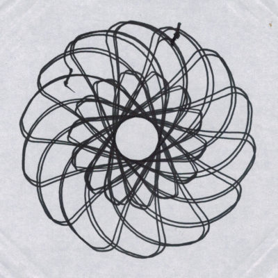 Spirograph Pattern 2