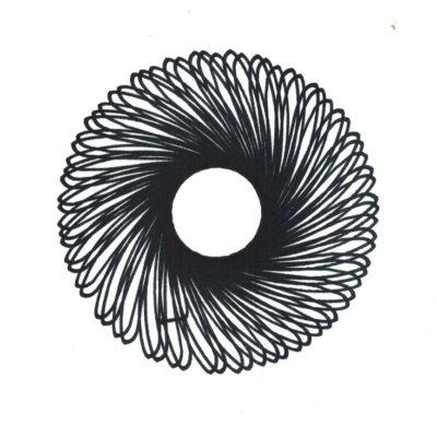 Spirograph Pattern 3